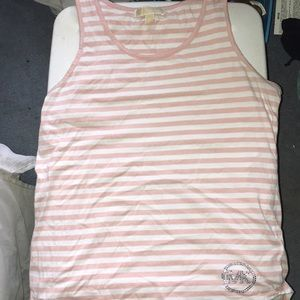 Pink Michael Kors tank top